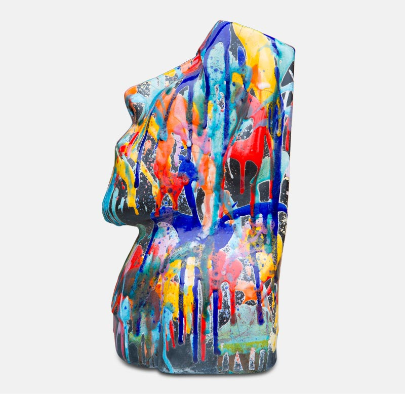 Gumgum profil2 - sculpture matthieu mary